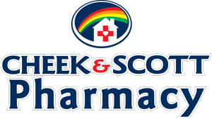 Cheek and Scott Pharmacy logo